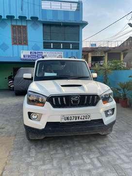 Mahindra Scorpio 2016 Diesel Good Condition