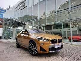 BMW All X2 Msport 2019 nik 2018  Yellow on Black (rare)  Odometer 15rb