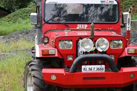 Mahindra Jeep 2006 Diesel 9500 Km Driven