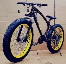 New Brand New prime Fat Tyre Bicycle