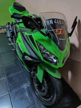 Kawasaki ninja FI 250 CC istimewah