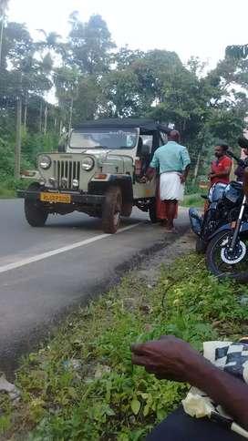 Mahindhra jeep 4*4