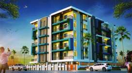 3BHK LUXURY FLAT 1550 sqft FOR SALE IN Oberiya HATIA RANCHI