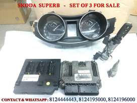 """""""SKODA SUPERB ALL TYPE  