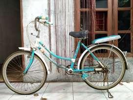 Sepeda cewek wanita sangki jonder pacific