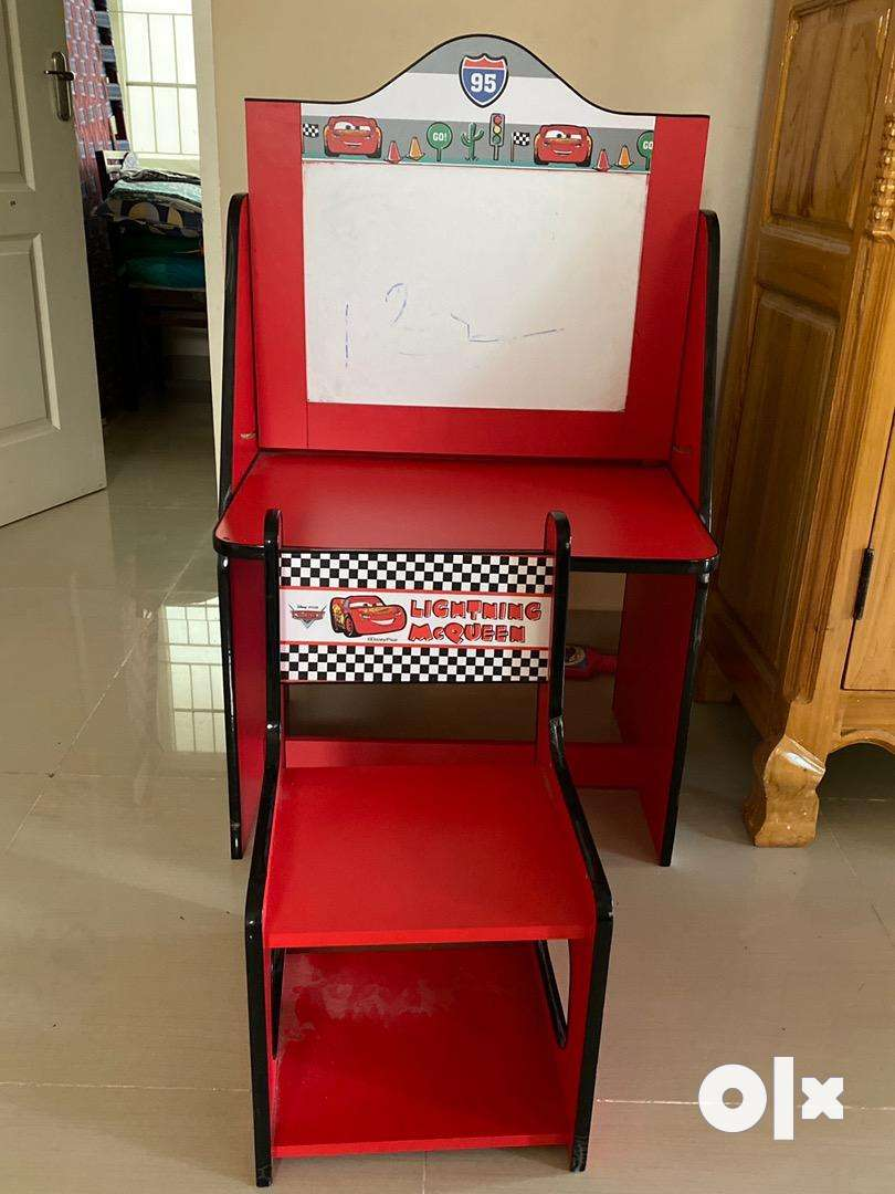 Pepperfry kids study table wooden