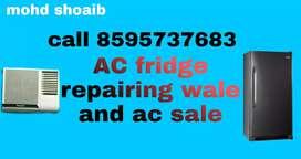 AC fridge sale and repairing