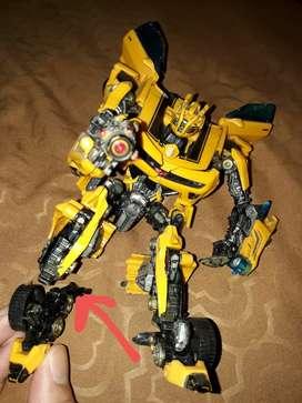 Transformers Battle Blade Bumblebee HFTD