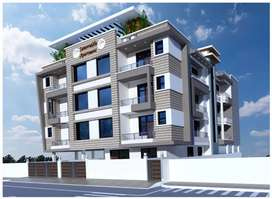 3 BHK  UDA (G+3)  flats  are  just located in Karowan Mod