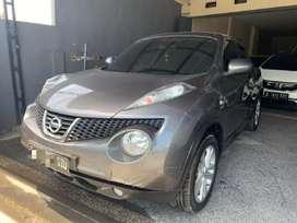 Nissan juke 1.5 Rx 2014 silver gelap