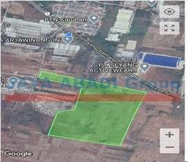 Tanah Industri dan Pergudangan