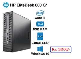 HP Branded CPU / Intel Core i5 4th Gen / Heavy Performance CPU