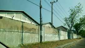Gudang dan Tanah Industri Margomulyo Langon Surabaya