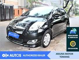 [OLX Autos] Toyota Yaris 2011 1.5 S Limited A/T Hitam #Arjuna Tomang