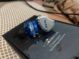 Professional Earphone hi-fi CCA C12 12driver