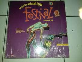 cakram laser disk music computer animation festival volume 2.0