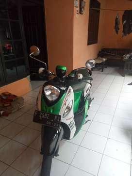 Yamaha Fino 2014