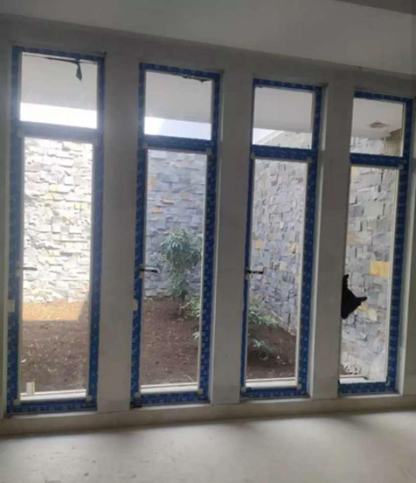 """Kusen alumunium jendela kekinian """"2227 0"""