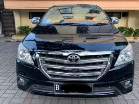 Toyota Innova G Bensin 2015 ! Unit top sekali !