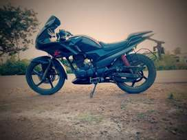 Good condition Karizma r bike all paper is clear