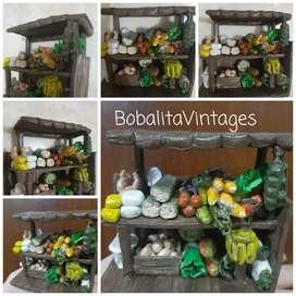 Miniatur Pasar Traditional DIY
