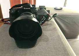 Canon 60D with Canon EF 24-105mm f/4.0L is USM