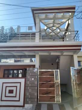 4 BHK 125 GAJ GMS ROAD Land Area newly House built