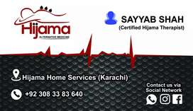 Hijama therapy home services