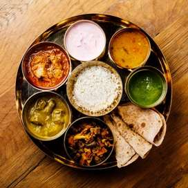 North and South indian cook specialist veg and non veg