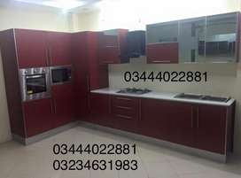 KITCHEN AND PVC VANITY MANUFACTURER WARDROBE