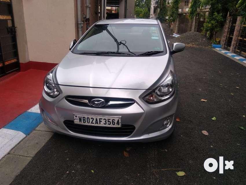 Hyundai Verna Fluidic 1.4 CRDi, 2014, Diesel 0