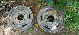 Wheel  bolero
