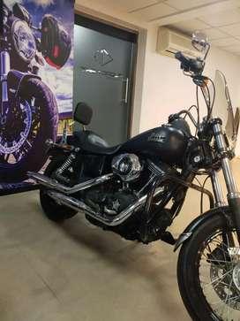 Harley Davidson HD Street Bob 1600cc