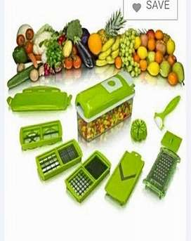 Nicer Dicer Plus Kitchen Set 12 In 1 Multi Functional