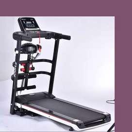 treadmill elektrik EXONE-1008 alat fitnes electric