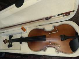 2 Year warranty Diuex New Branded Violin 4/4 Standed Size