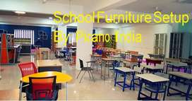 Made your own kids school with Picano School Furniture