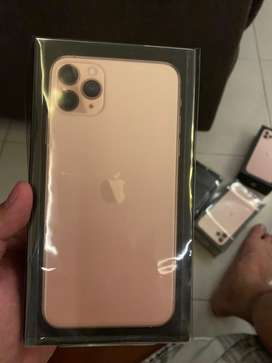 Iphone pro max gold 64 gb bu