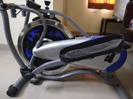 Gym Fitness cycle for sale no damages.. Brand new.