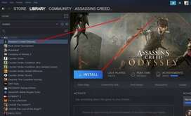 ASSASSINS CREED ODYSSEY PC FOR SALE!!!