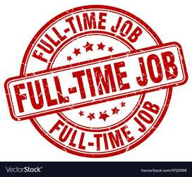 Female  candidate required for Tale calling & Backend work job.