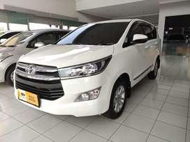 Toyota Innova Reborn G Diesel Luxury Manual / MT 2019 KM 7 rb Putih