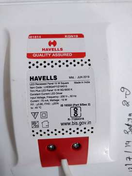 HAVELLS LED PANEL LIGHTS