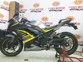 Kawasaki ninja 250 cc tahun 2014 pmk 2016