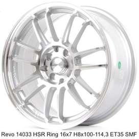RS JD157 HSR R16X8-9 H8X100-114,3 ET37-22 GML