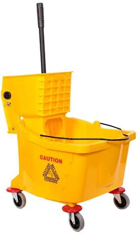 new mop bucket 34 liters