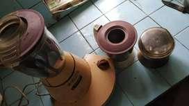 Bajaj Black Decker 3 jar mixer grinder