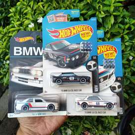 PAKET HOTWHEELS BMW