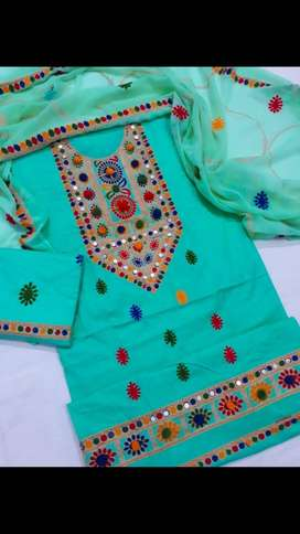 sale clothes for women Sindhi dress available