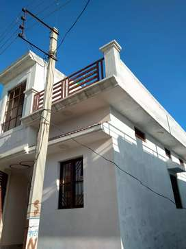 Newly built house with home loan available